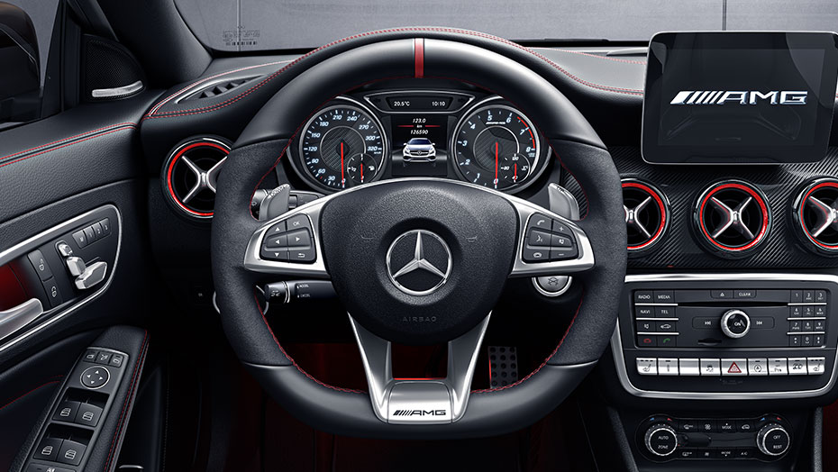 Onwijs 2019 AMG CLA 45 4MATIC Coupe | Mercedes-Benz WG-58