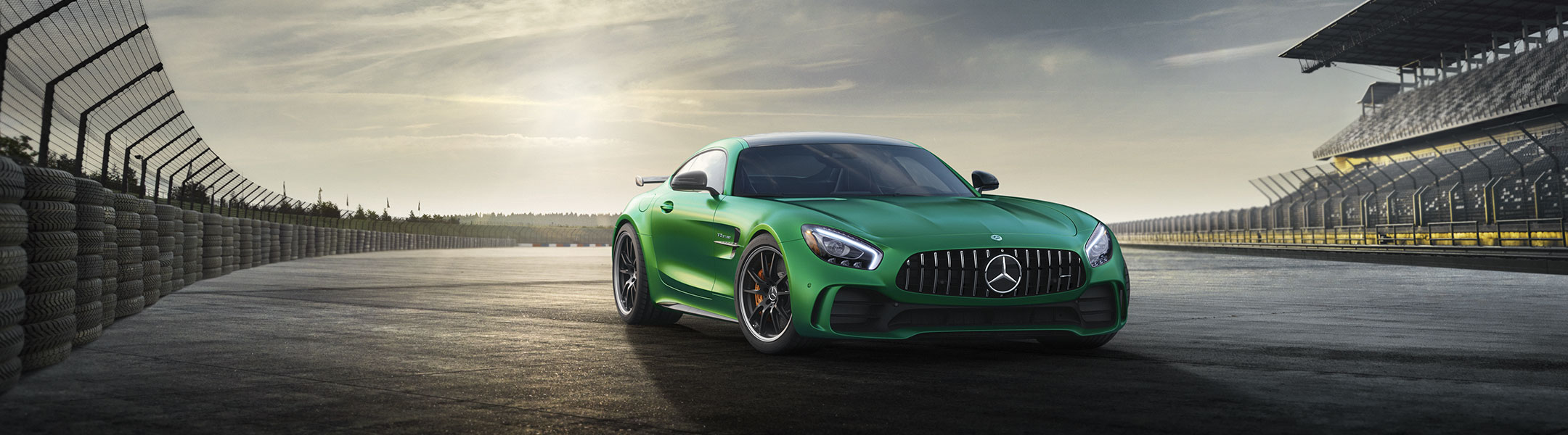 2018 Mercedes-AMG GT, GT S and GT C Coupe