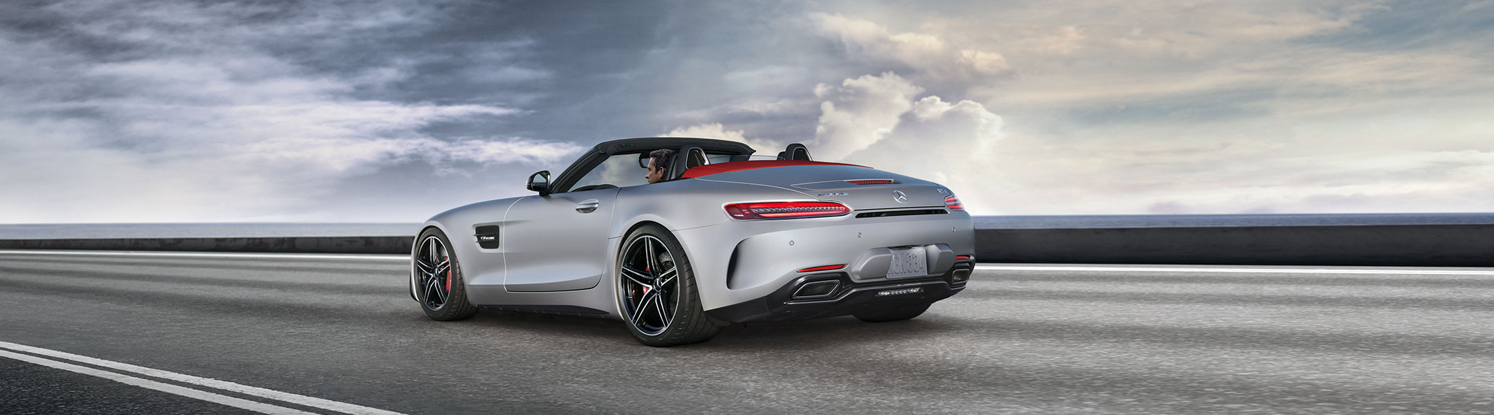 Build your own custom AMG GT Roadster | Mercedes-Benz