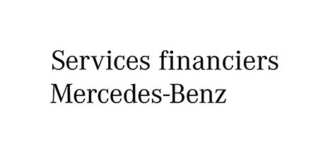 Services financiers Mercedes-Benz