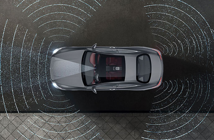 Active systems on your Mercedes-Benz.