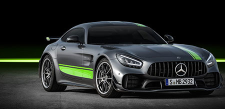 Futurs véhicules Mercedes-AMG GT 2020
