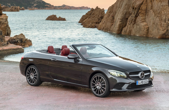 MBCAN_FutureVehicles C-Class Cabriolet