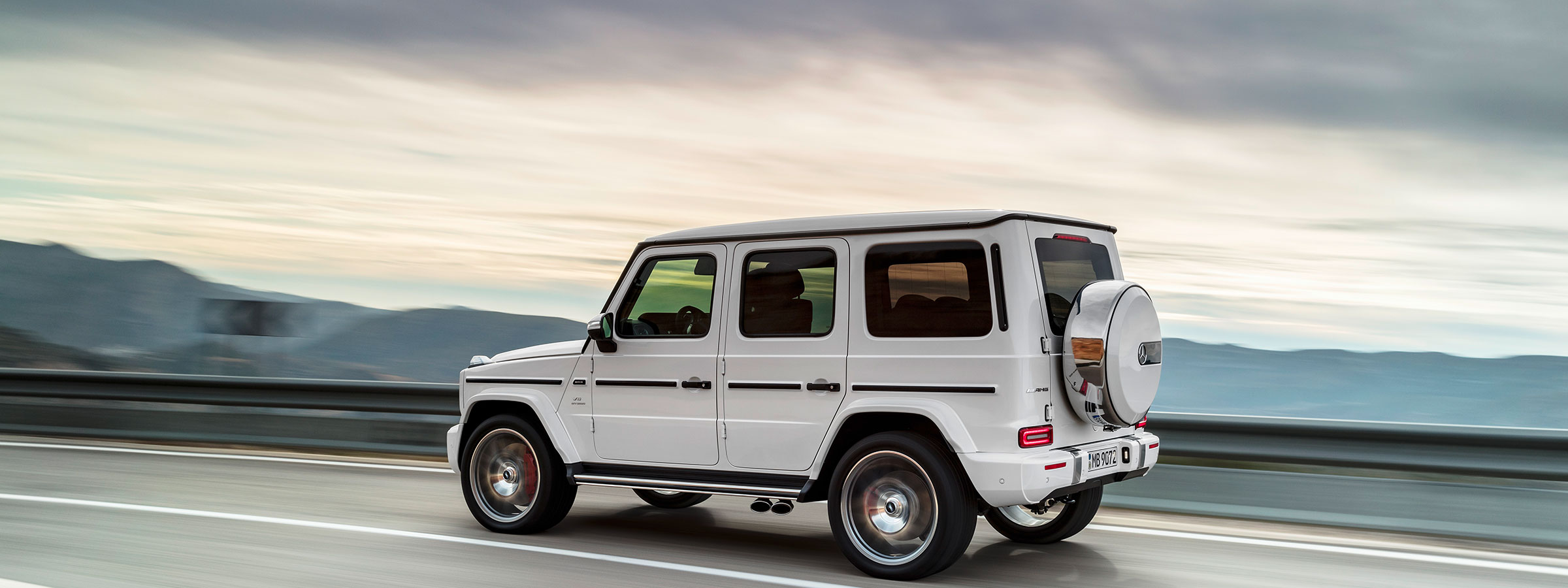 New 2019 Mercedes Amg G 63 Mercedes Benz