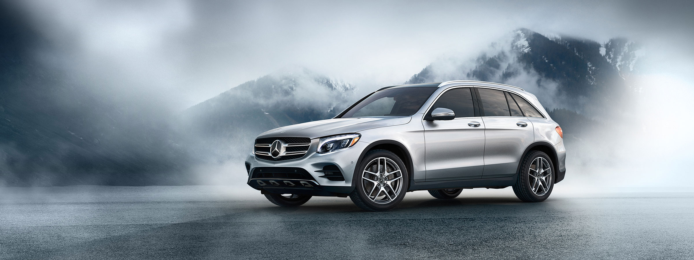 2019 Mercedes-Benz GLC SUV Carousel Image