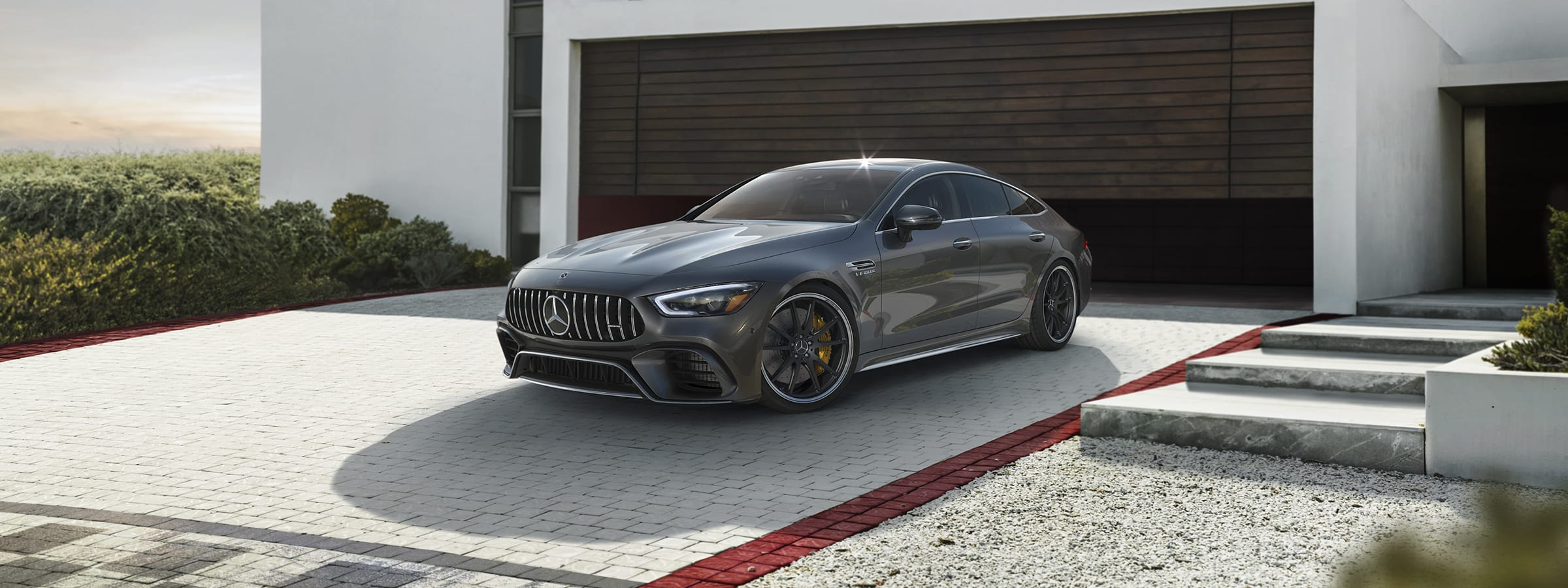 2019 Mercedes-Benz AMG GT 4-Door Coupe Carousel Image