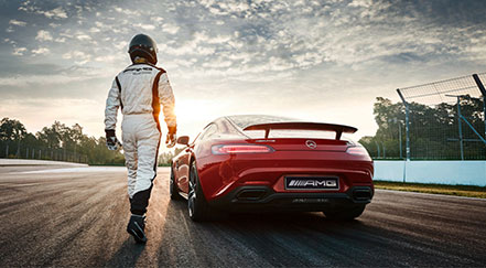 Mercedes-AMG Driving Academy Featured Image