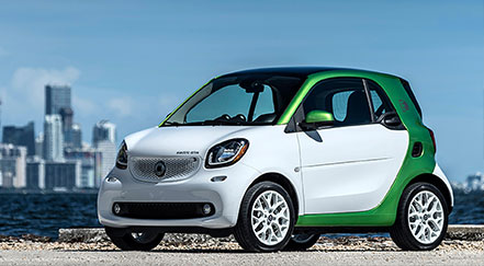 smart fortwo electric drive Featured Image