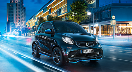 smart fortwo EQ Featured Image
