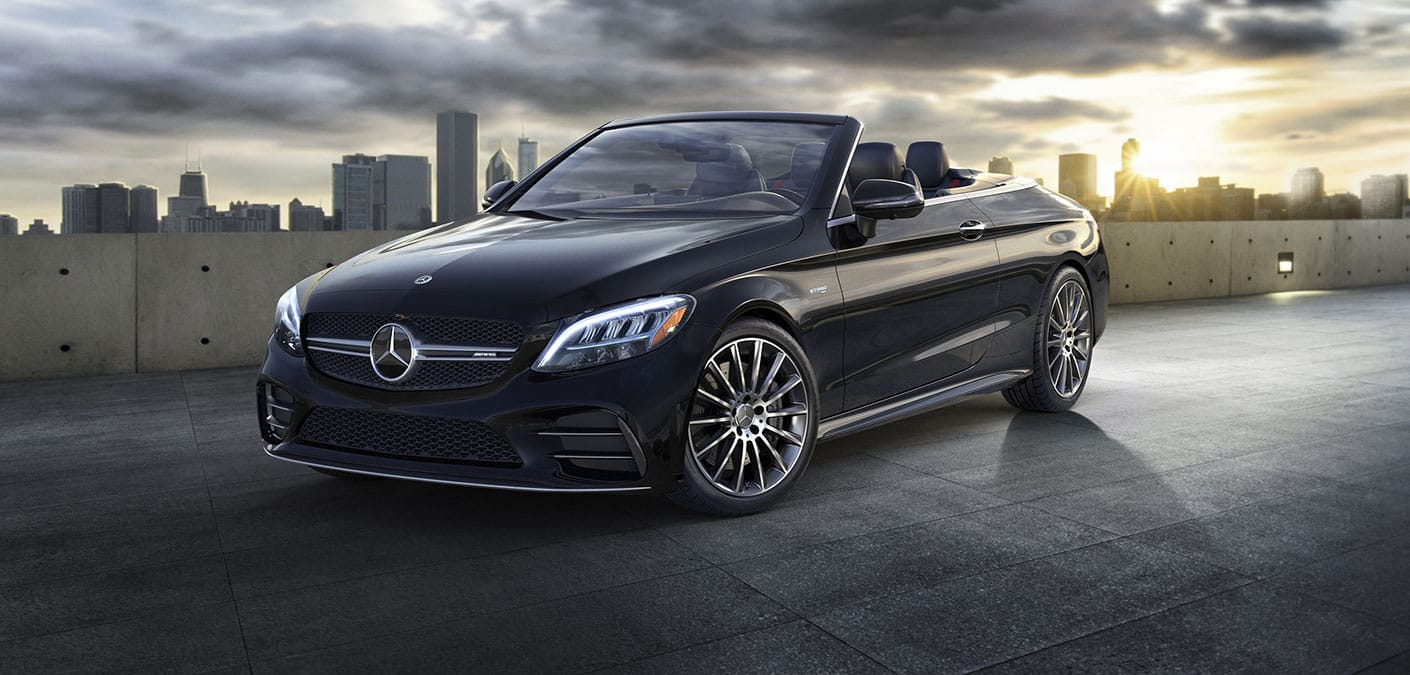 2018 Mercedes-AMG C-Cabriolet Performance