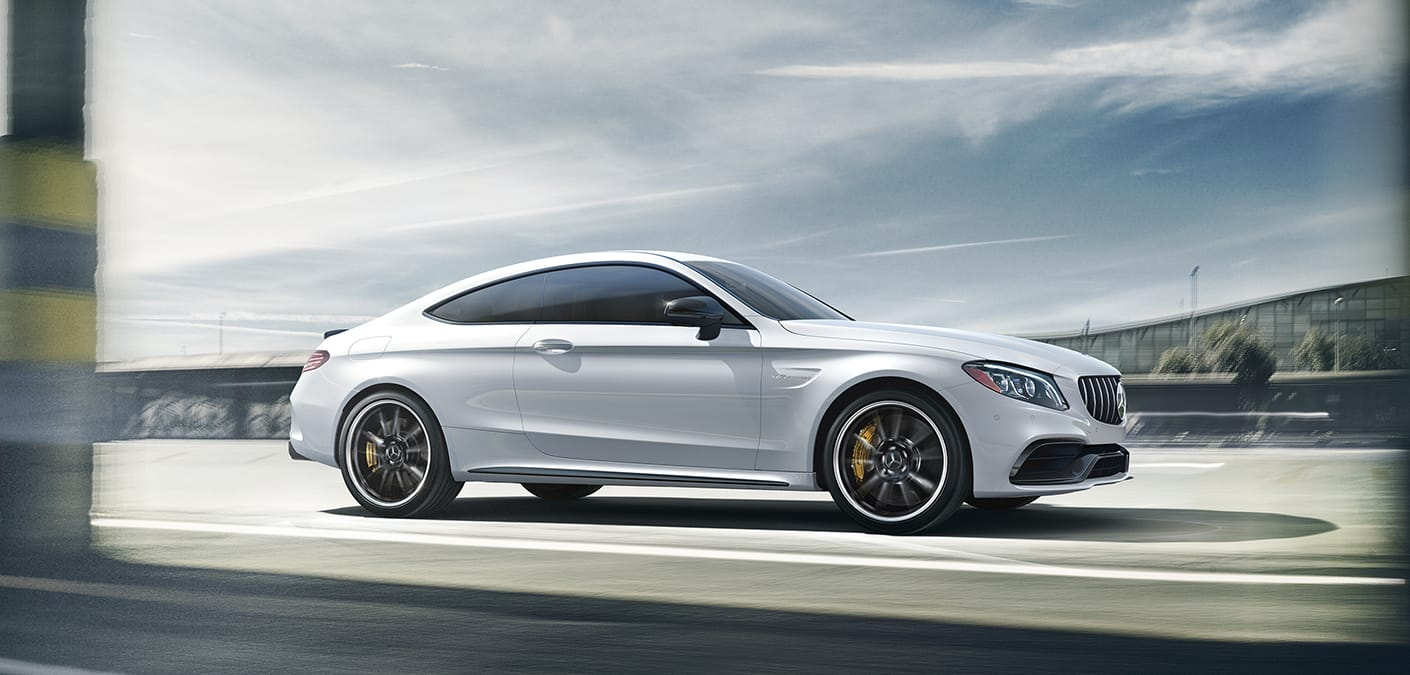 Mercedes-AMG C-Coupe Performance