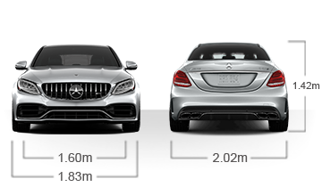 C63WS Front/back Image