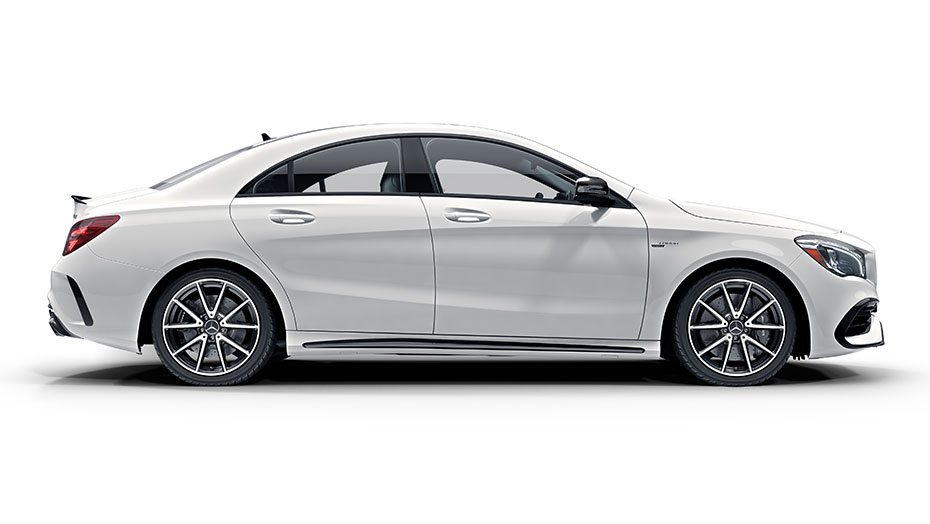 2019 Amg Cla 45 4matic Coupe Mercedes Benz