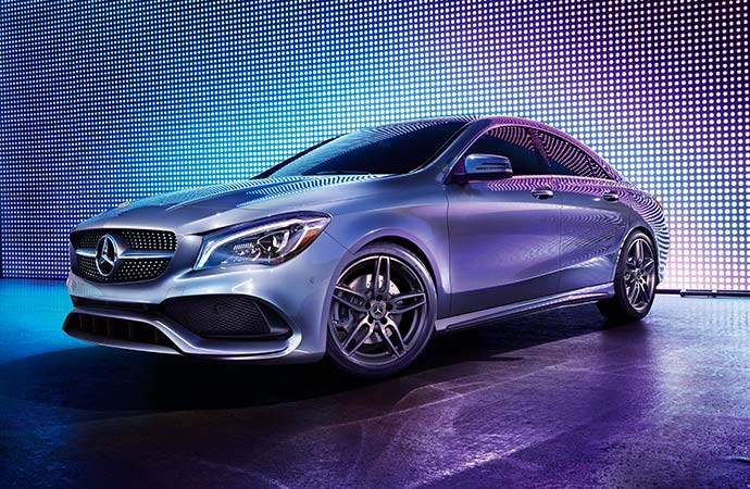 2018 CLA Coupe Technology