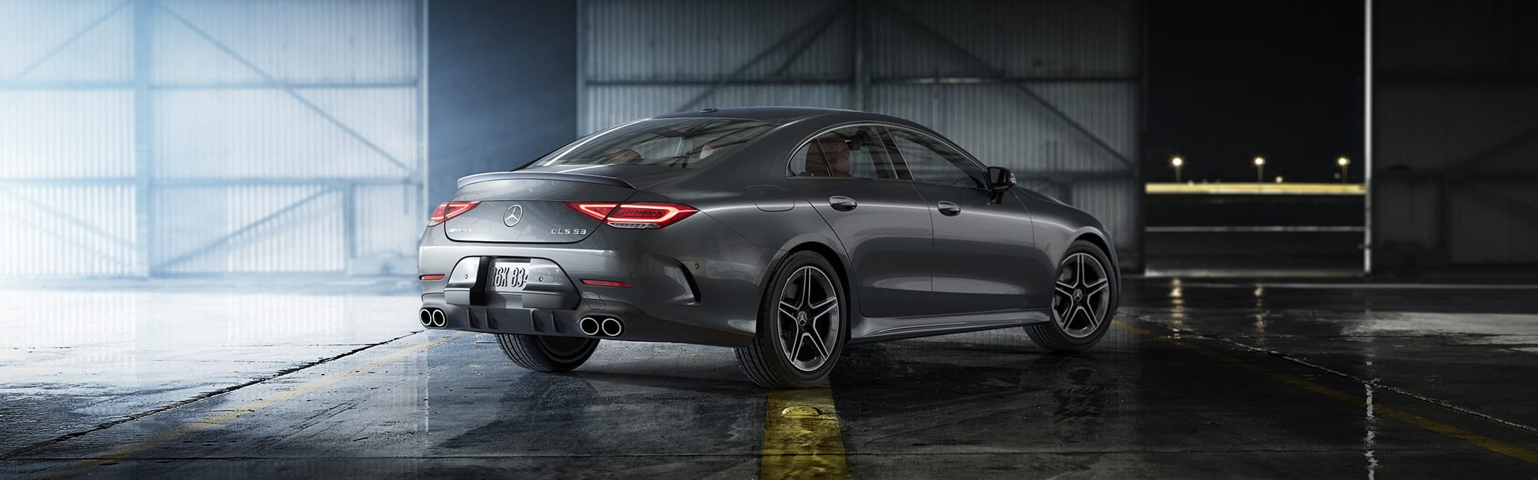 2019 AMG CLS Coupe