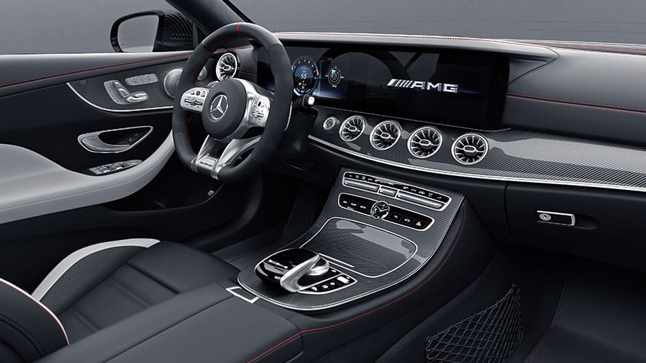 AMG interior styling