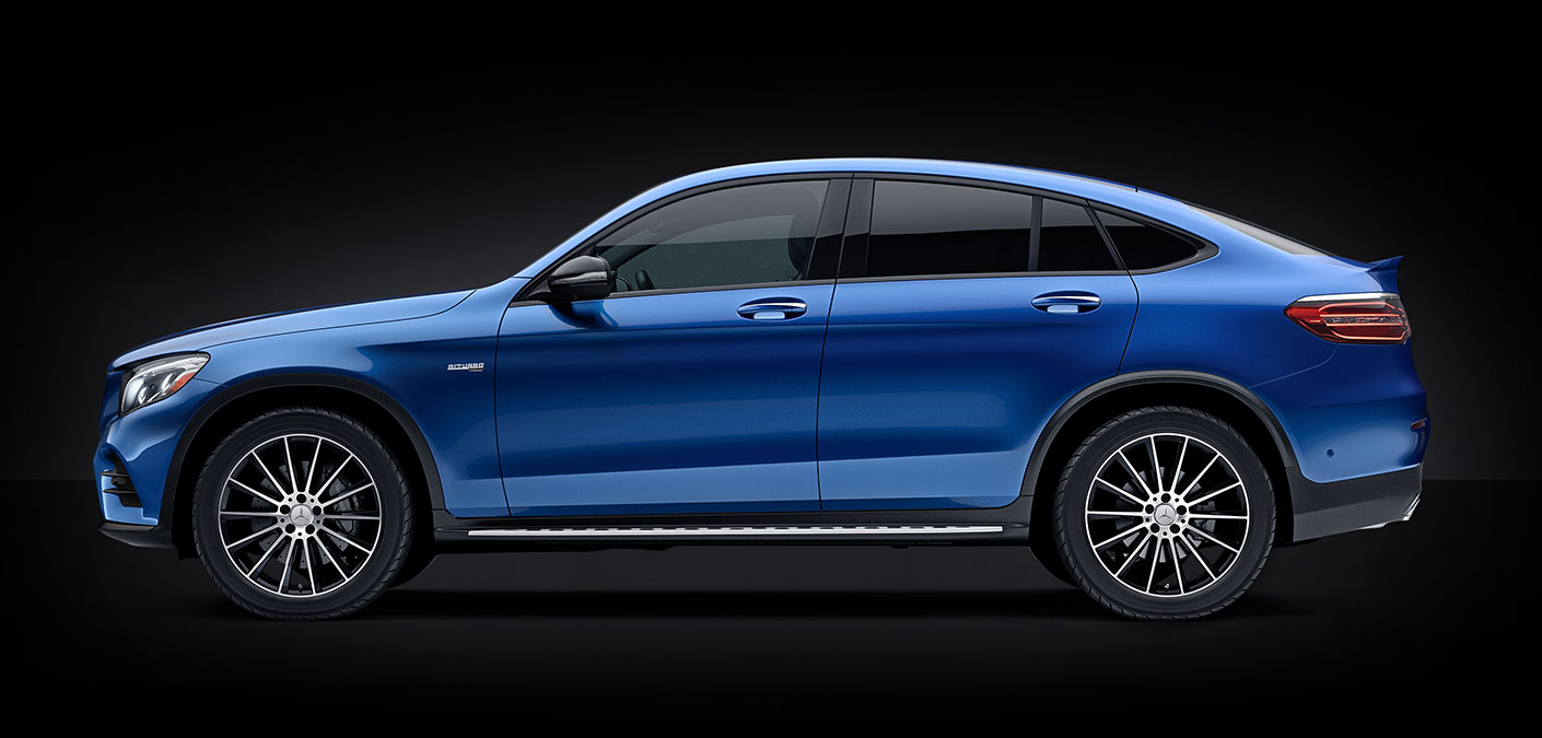 2019 Mercedes-AMG GLC Coupe Design