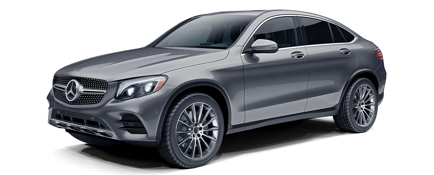 Design du coupé GLC 2019