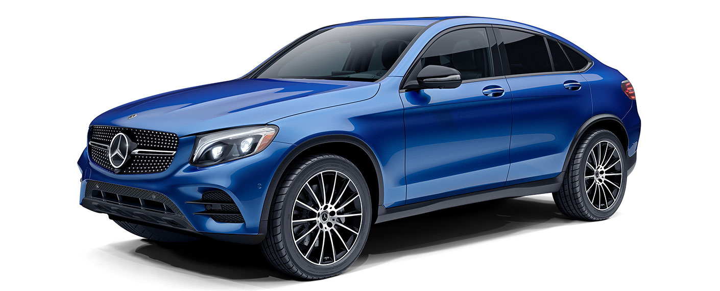 Mercedes C Class Coupe >> 2019 GLC Coupe | Mercedes-Benz