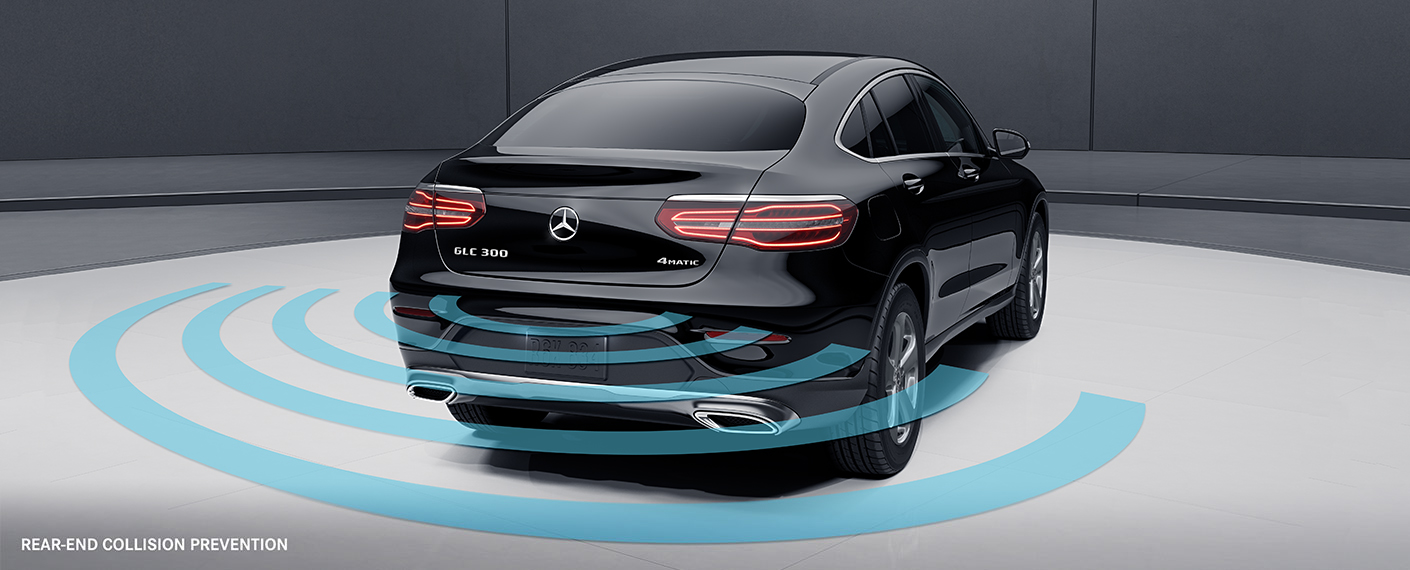 Innovation du coupé GLC 2019