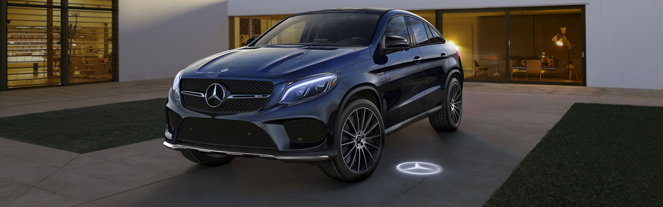 Mercedes-AMG GLE Coupe Innovation
