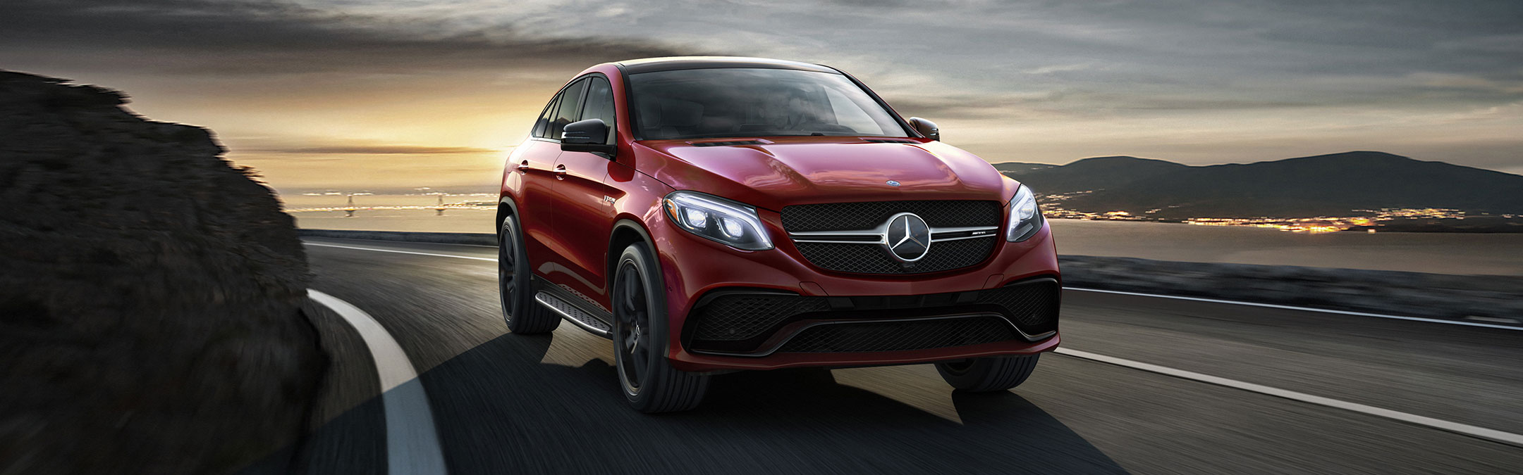 Mercedes-AMG GLE 4MATIC Coupe