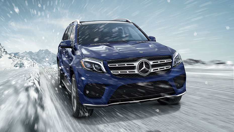 4MATIC all-wheel drive