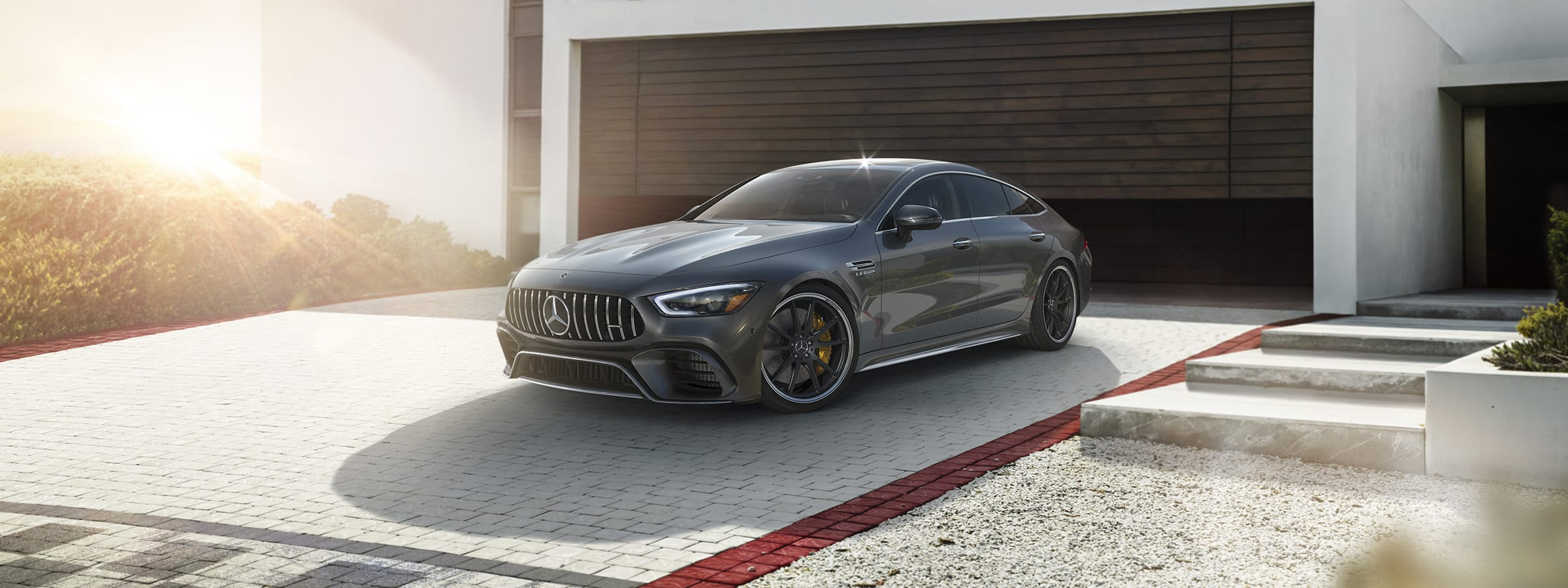 2019 AMG GT 4-Door Coupe