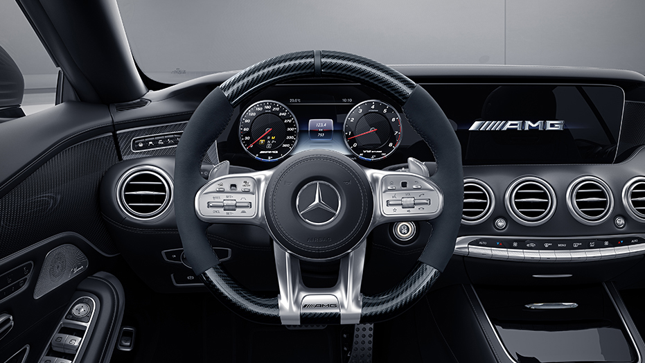 Build Your 2019 Amg S 63 4matic Coupe Mercedes Benz
