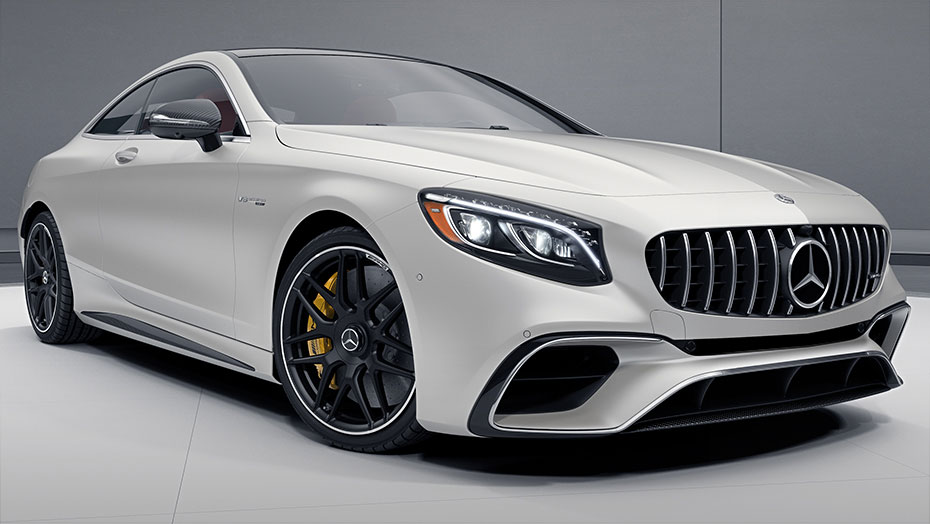 Amg S 65 Coupe Mercedes Benz