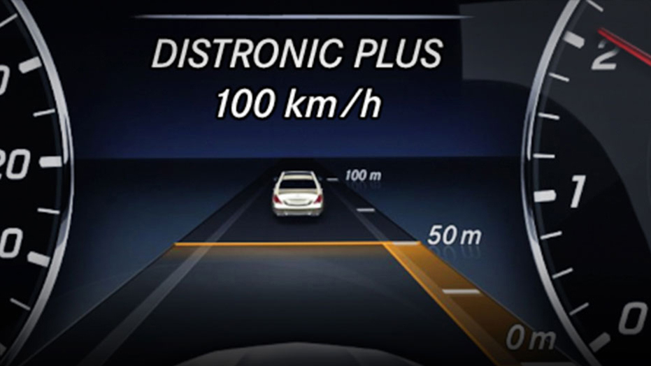 Active Distance Assist DISTRONIC