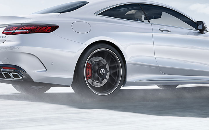 2019 Mercedes-AMG S-Class Coupe Performance
