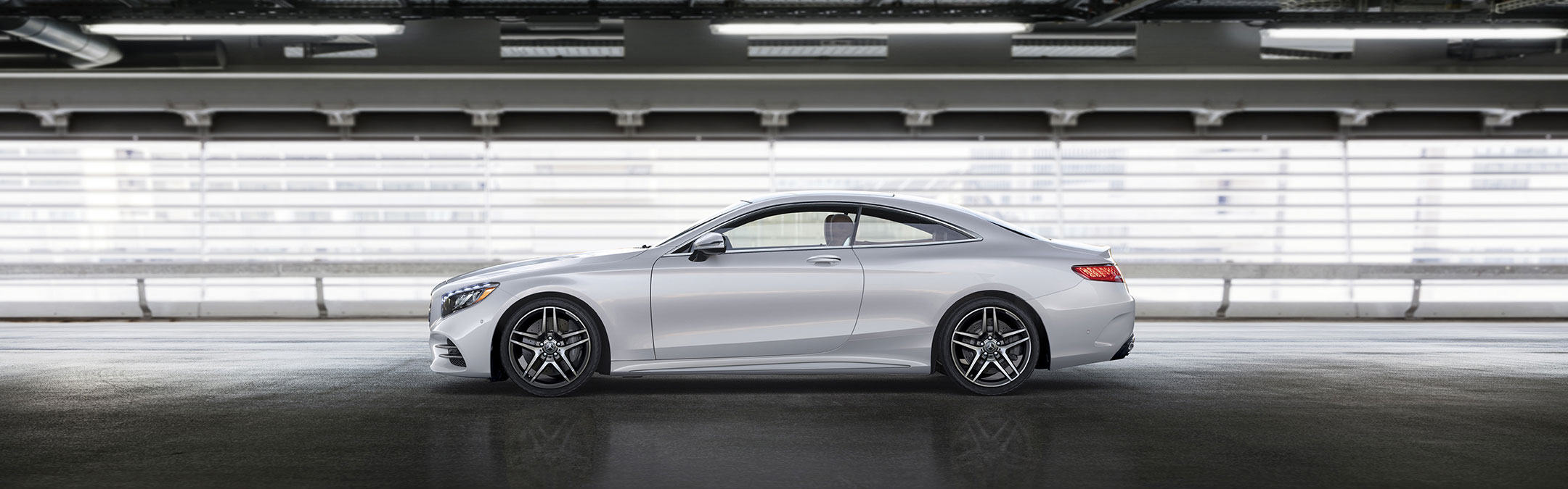 2019 S Class Coupe Mercedes Benz