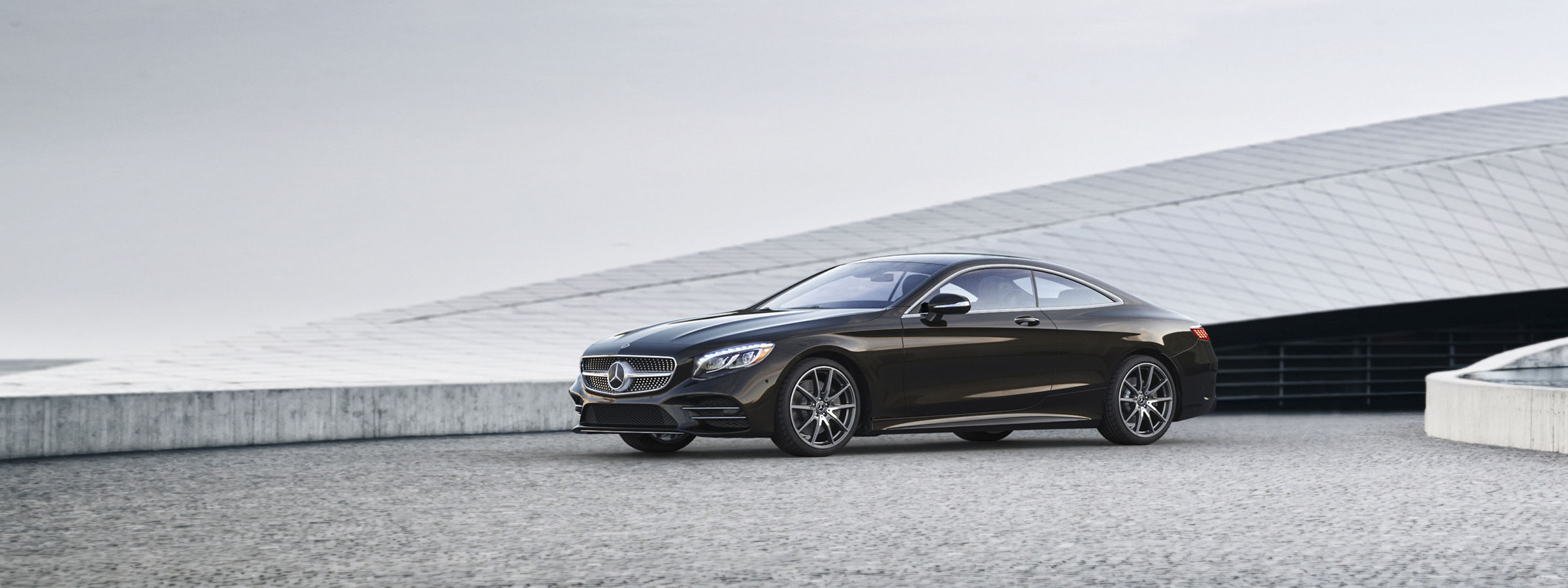 S-class Coupe Hero image