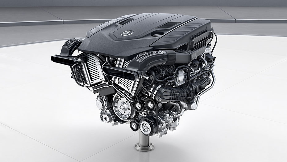 Handcrafted 6.0L V12 biturbo engine