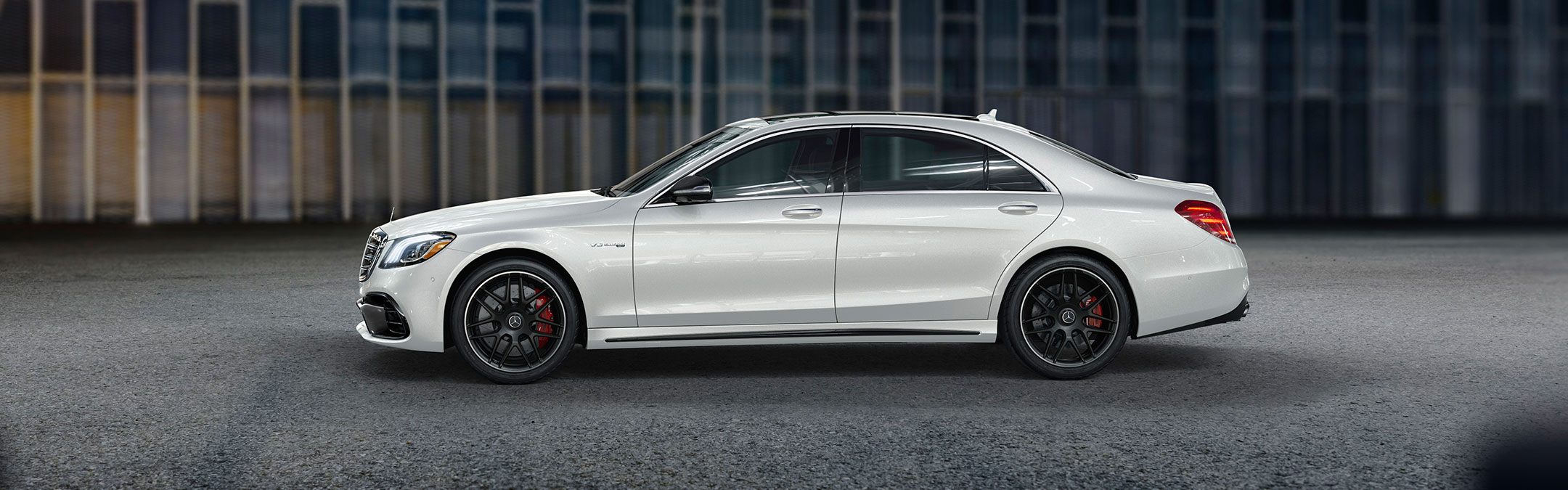 Performances de la Berline Mercedes-AMG S 2019