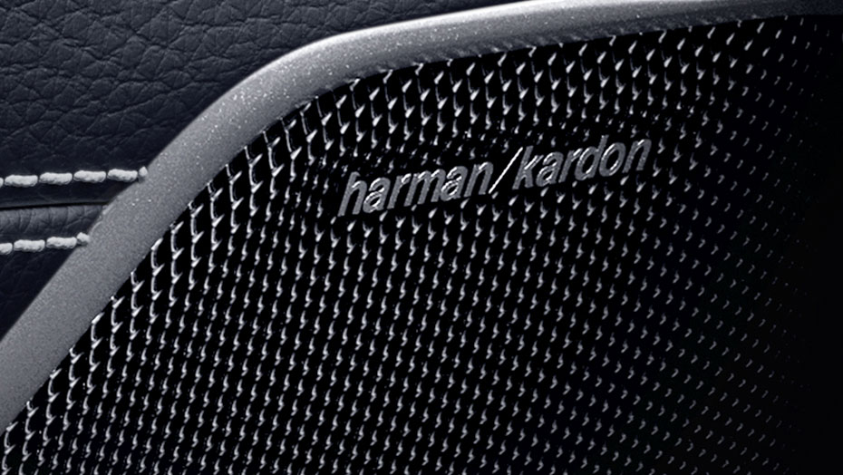 harman/kardon LOGIC7® sound system