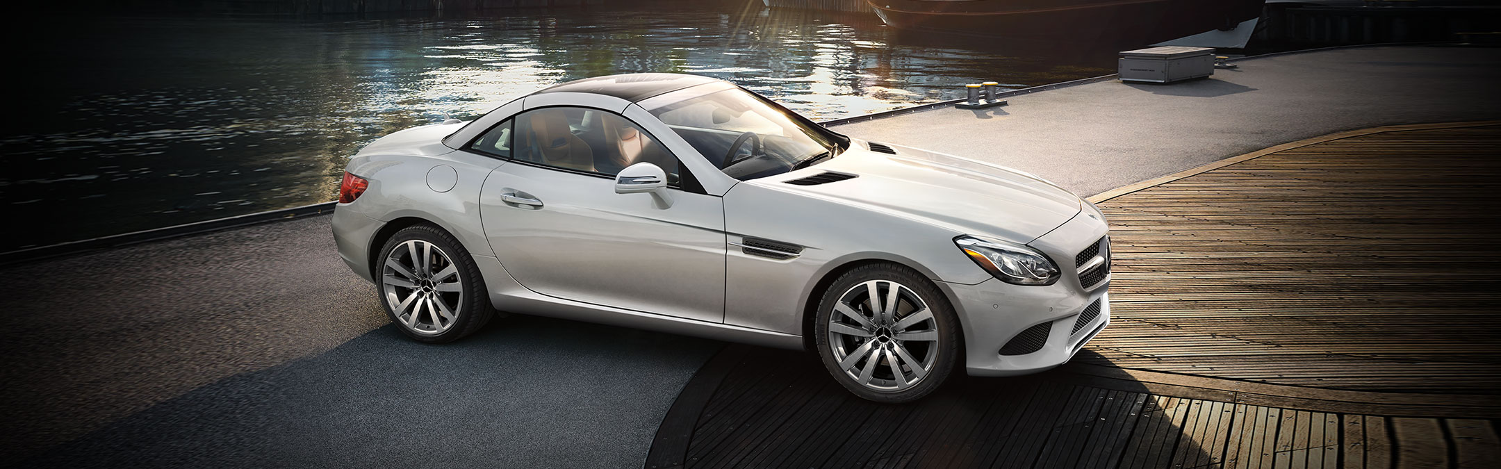 Design du Mercedes-AMG SLC 2018