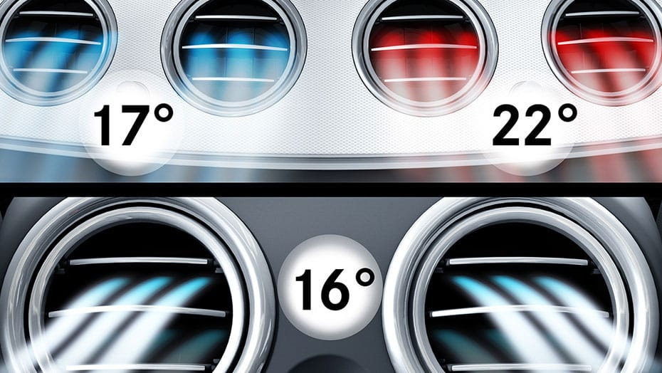 THERMATIC automatic climate control