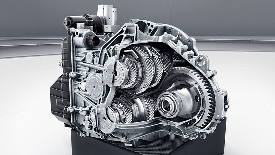 AMG SPEEDSHIFT DCT 8-speed dual-clutch transmission