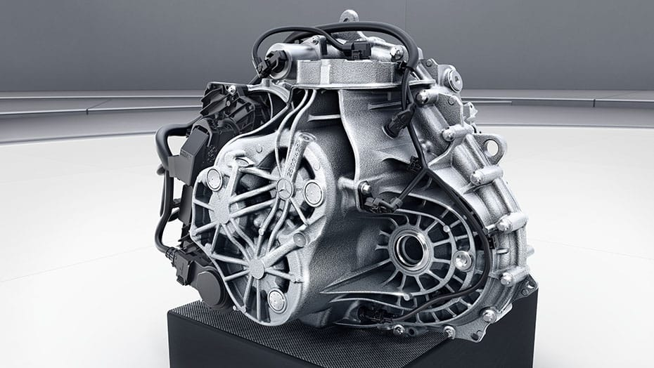 7G-DCT 7-speed dual-clutch automatic transmission