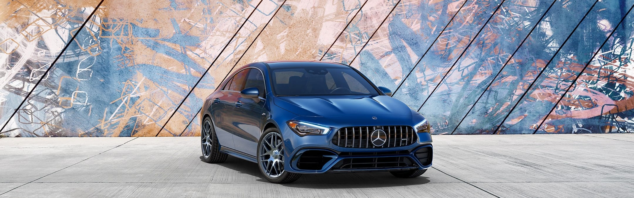 2020 Mercedes-AMG CLA Coupe