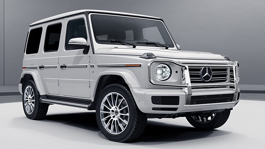 AMG Line Exterior Styling