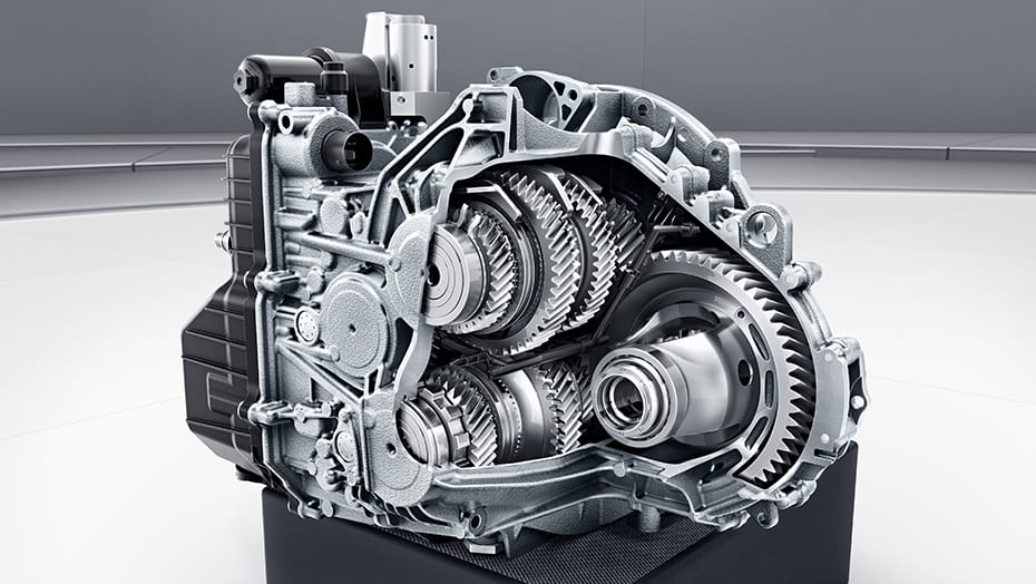 8G-DCT 8-speed dual-clutch automatic transmission