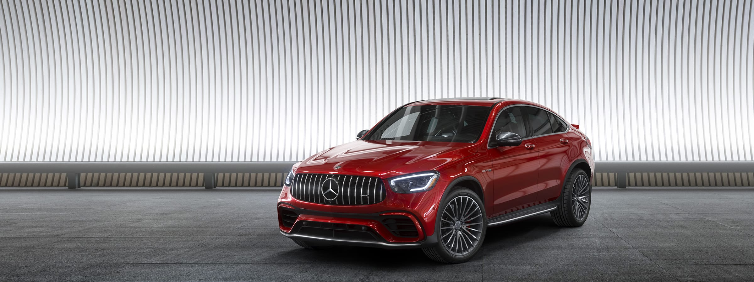 Amg Glc Coupe Mercedes Benz