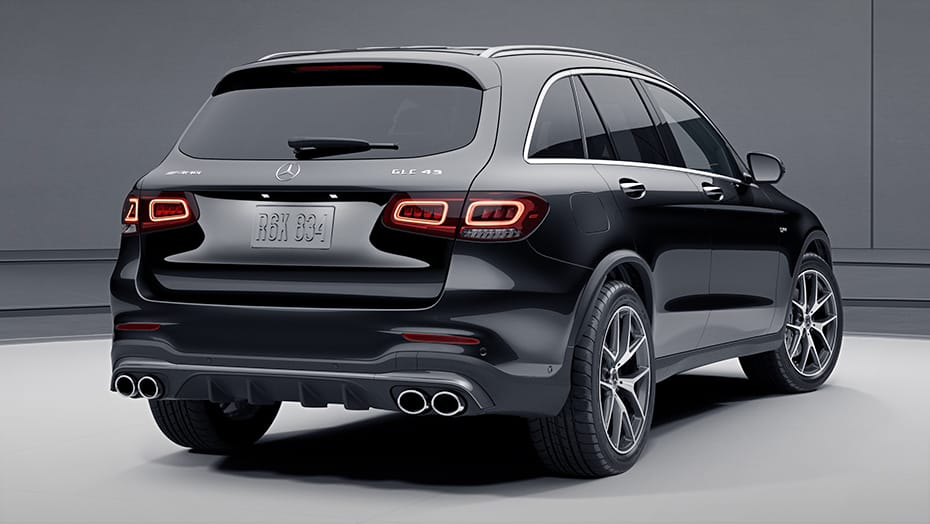2020 Amg Glc 43 4matic Suv Mercedes Benz