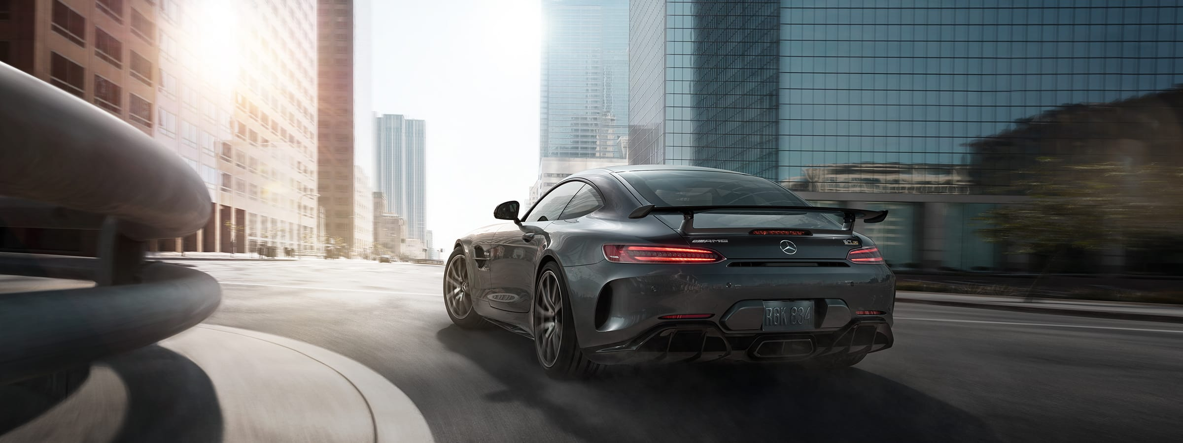 Mercedes Amg Gt Coupe High Performance Sports Car Mercedes Benz