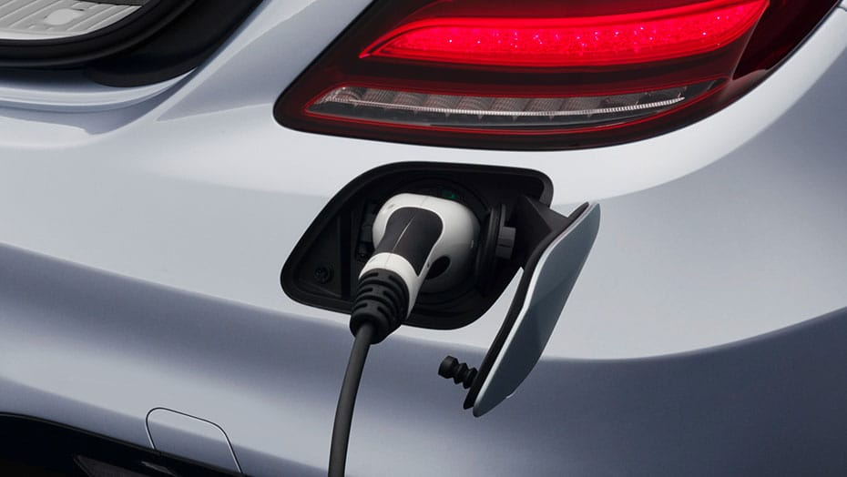 EQ Power gasoline-electric plug-in hybrid powertrain
