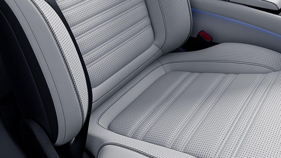 designo Exclusive Nappa leather upholstery