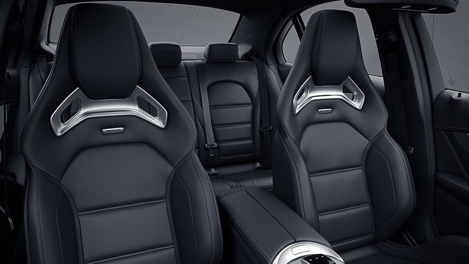 AMG Performance front seats-1